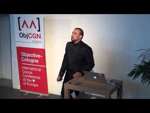 """Objective-Cologne 2012: Mike Lee """"What Would Steve Jobs Do - WWSJD"""" - Preview"""